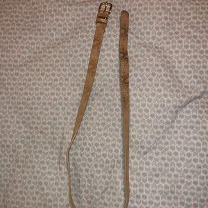 NY&C belt